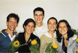 Bestuur 2001-2002